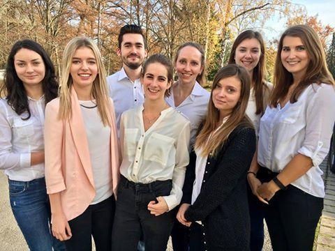 Gruppenfoto der Hochschule Rhein Main