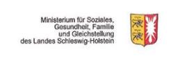 Briefkopf des Ministerium für Soziales, Gesundheit, Famile und Gleichstellung des Landes Schleswig-Holstein