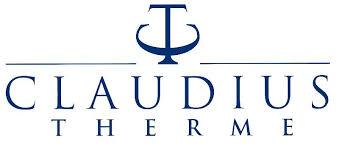 Logo Claudiustherme :: Logo der Claudius Therme Köln.