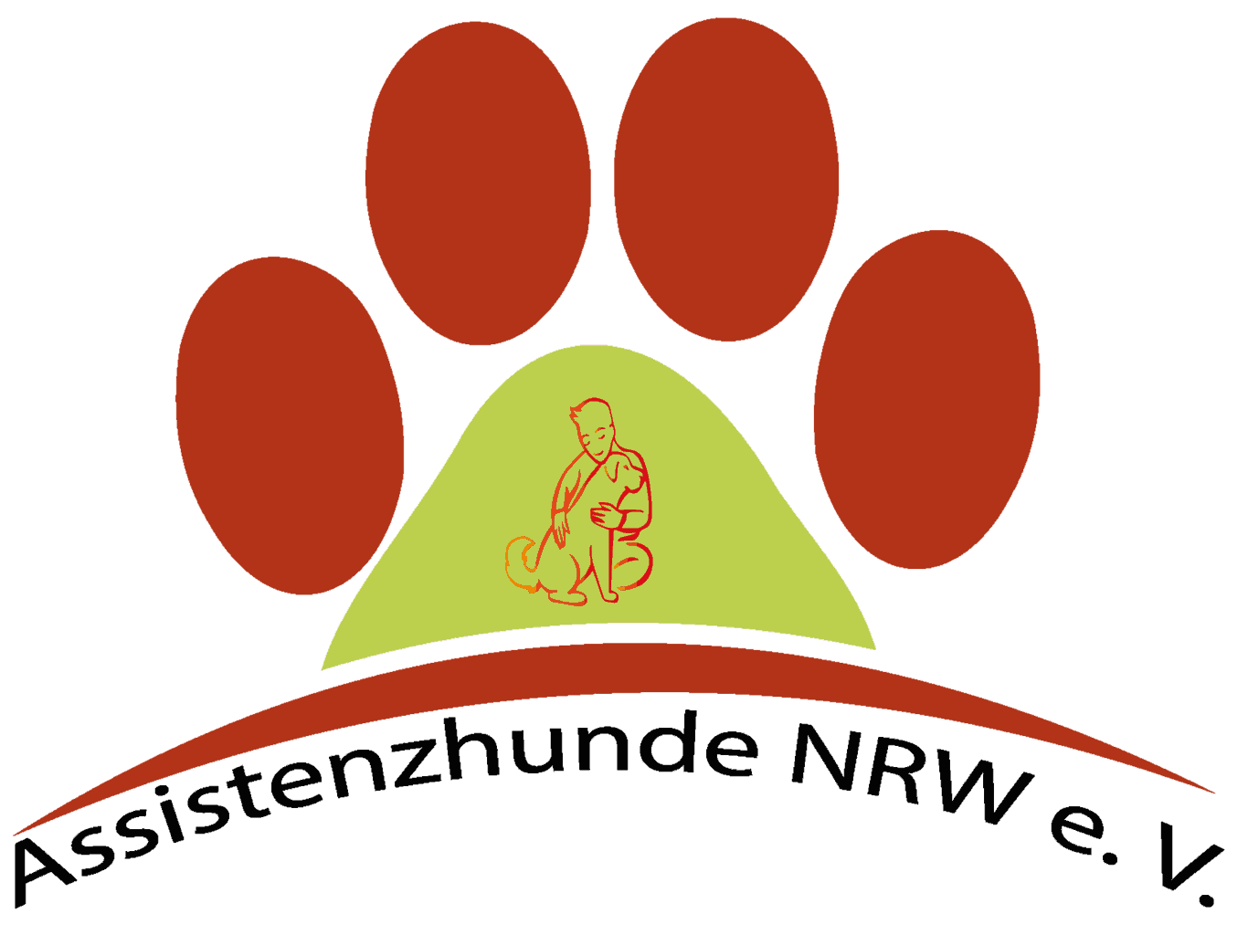 Logo Assistenzhunde NRW :: Logo Assistenzhunde NRW