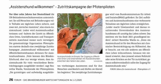Beitrag IHK Ostbrandenburg :: Unter dem Titel