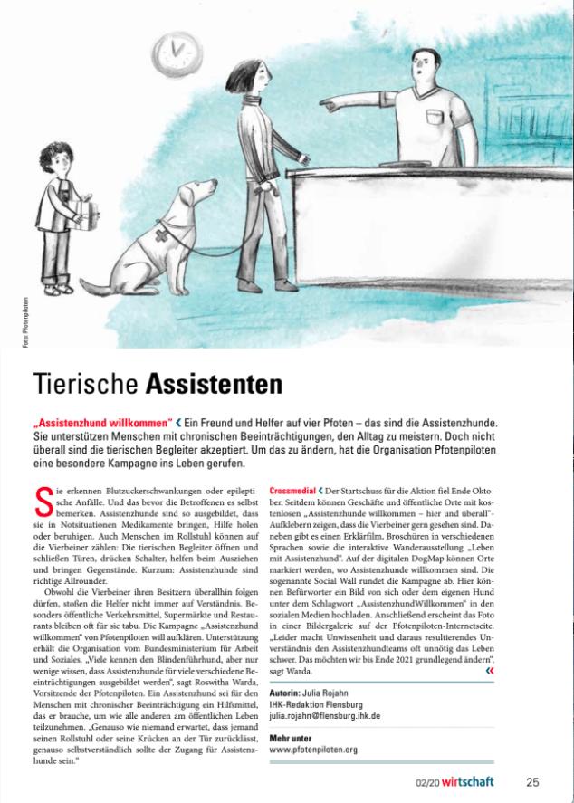 Ganze Seite - IHK-Magazin Flensburg