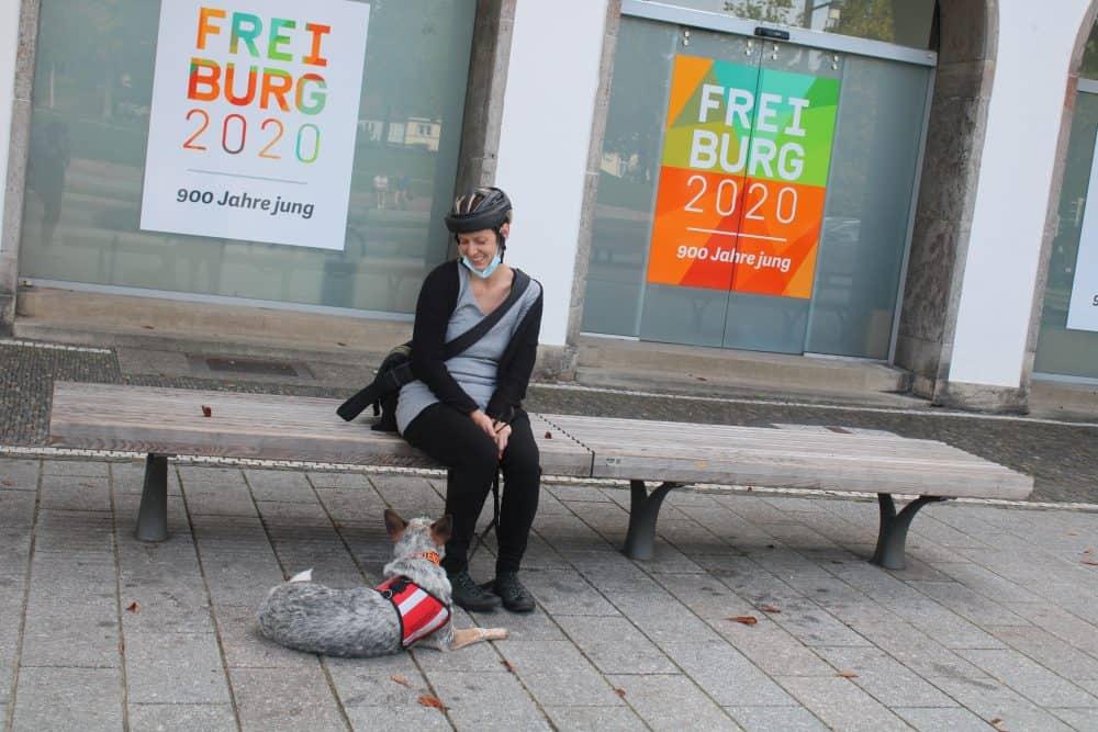 Assistenzhundfreundliches Freiburg 2020