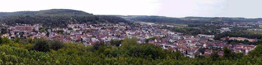 Foto der Stadt Merzig